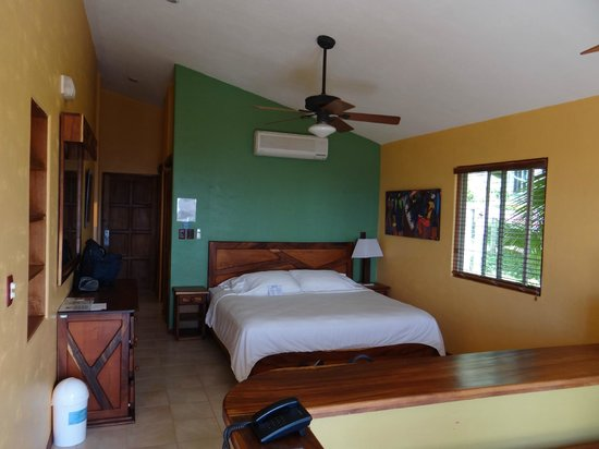 Sí Como No Resort & Wildlife Refuge: Deluxe room