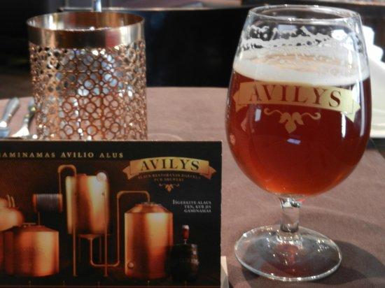 Avilys: Медовое пиво