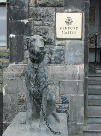 Ashford Castle: Welcome awaiting you