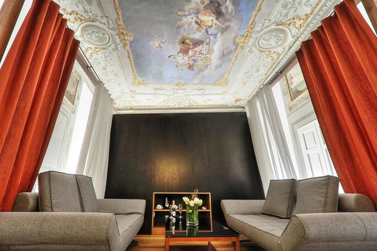 Hotel Restaurant  La Scaletta: Luxury Suite