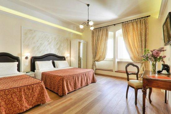 Hotel Restaurant  La Scaletta: Standard Triple Room