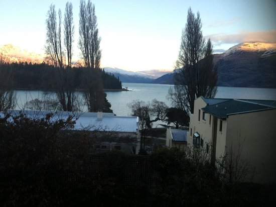 Hotel St Moritz Queenstown - MGallery Collection: View from the balcony