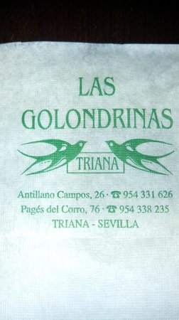 Las Golondrinas 2: Las Golondrinas II (Triana)