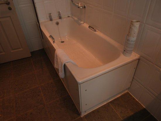 The Met Hotel Leeds : La alfombrilla era por si querías darte un baño, eh?