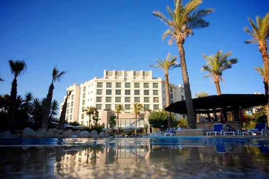 Jacir Palace Hotel Bethlehem : Swimming Pool