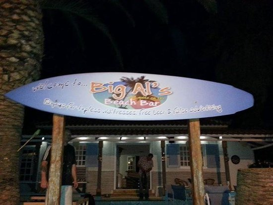‪Big Al's Beach Bar‬