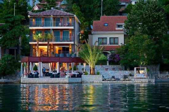 Forza Mare Hotel: Restaurant 6