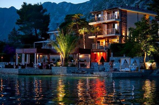 Forza Mare Hotel: Restaurant 5