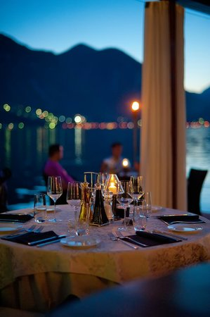 Forza Mare Hotel: Restaurant