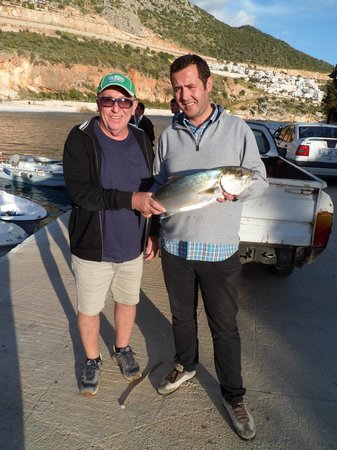 Hotel Zinbad: Fishing in the Med