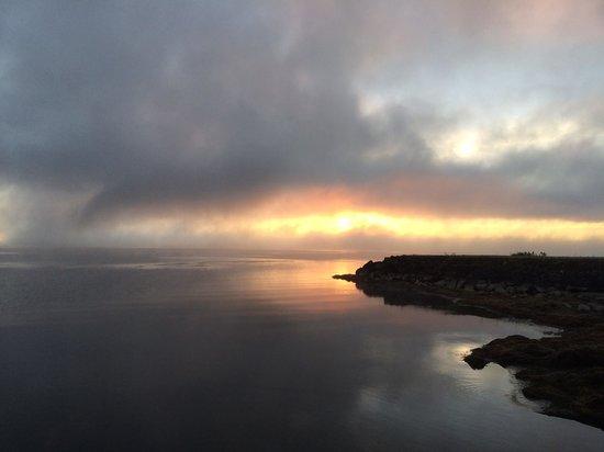 Tokaanu, Nouvelle-Zélande : View over lake
