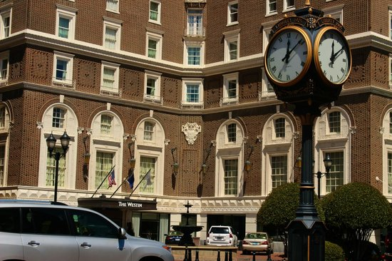 The Westin Poinsett, Greenville: Historic Pointsett Hotel