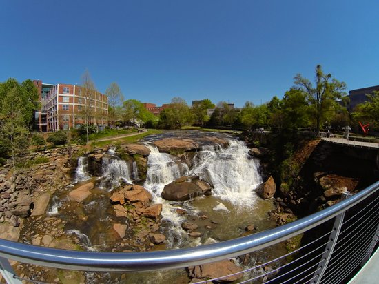 The Westin Poinsett, Greenville: Reedy River Park