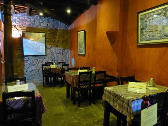 Cafe Condesa: Einer der Speiseräume