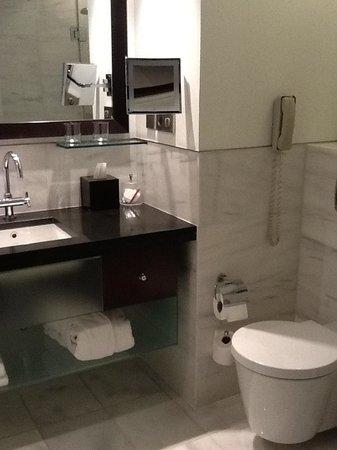 Hyatt Regency Kiev: ванная комната