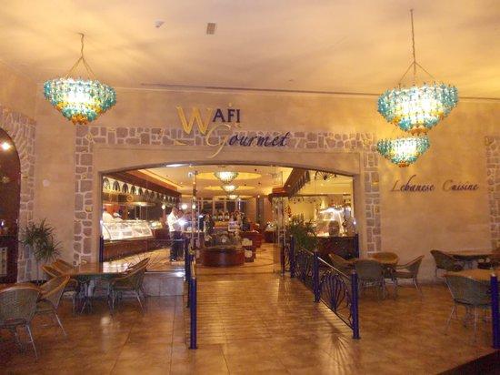 wafi gourmet - esterno