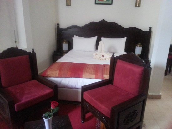 Hotel Riad Benatar: Preciosas habitaciones