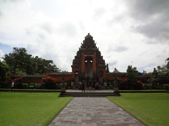 MBA Bali Tours: The Royal Temple of Mengwi