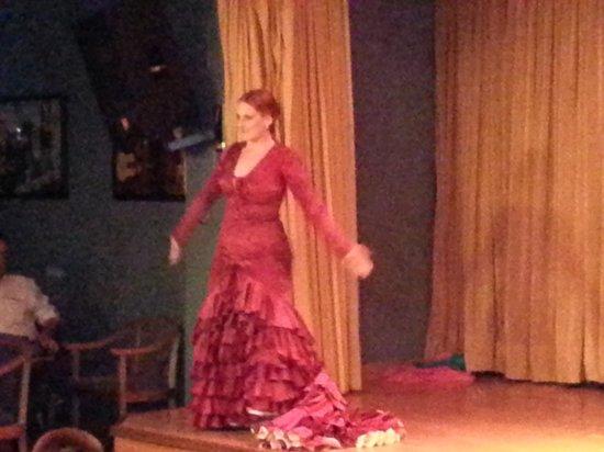 ClubHotel Riu Costa del Sol : Flamenco