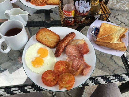 Cafe Alex: Classic English Breakfast
