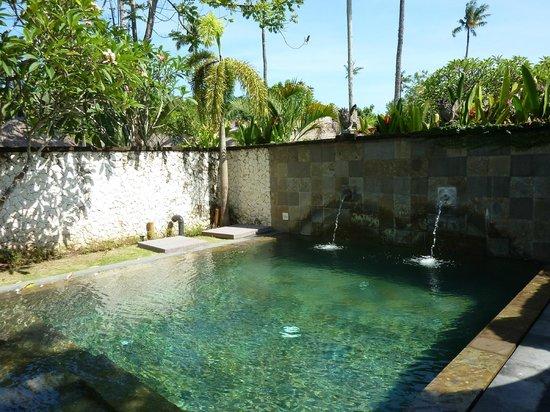 Belmond Jimbaran Puri: Pool der Poolvilla