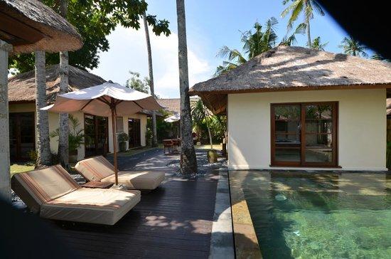 Belmond Jimbaran Puri: Poolvilla