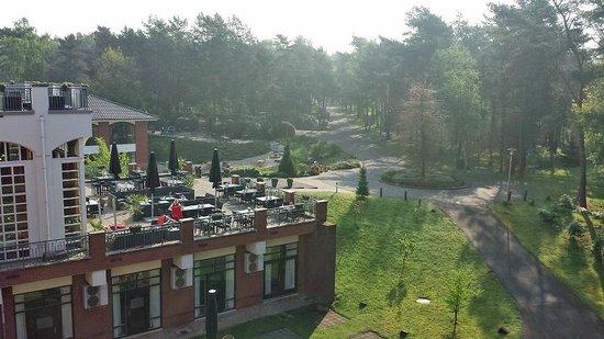 Bilderberg Residence Groot Heideborgh: View from room 328