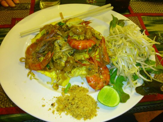 Red Duck Restaurant: Special Pad Thai
