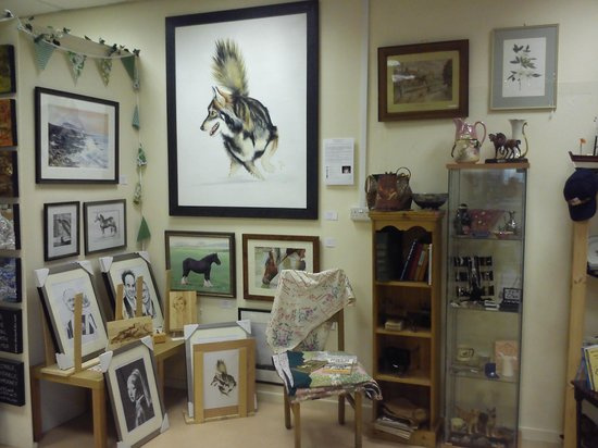 The Fairmoor Centre: VARIOUS ARTWORK AND COLLECTABLES
