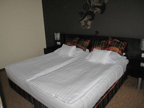 Hotel Regnum Residence: Schlafzimmer
