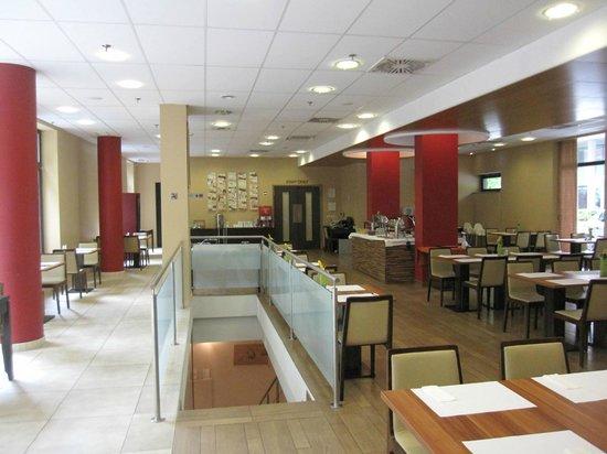 Hotel Regnum Residence: Frühstück- und Speiseraum