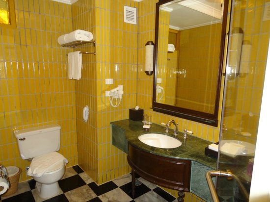 Centara Grand Beach Resort Samui: bathroom
