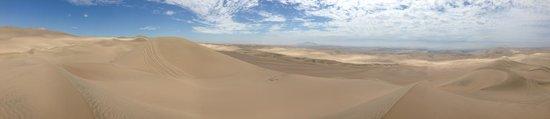 Viajes Paracas : Ica -Sanddünen