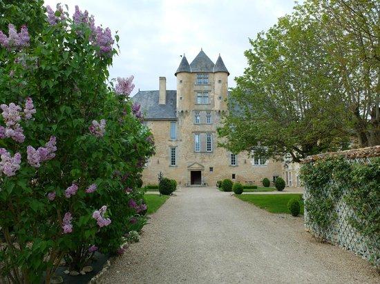 Chateau d'Avanton : Le château