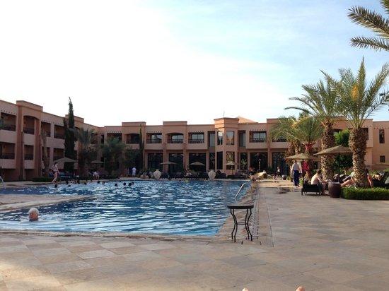 Zalagh Kasbah Hotel and Spa : Hotel Pool