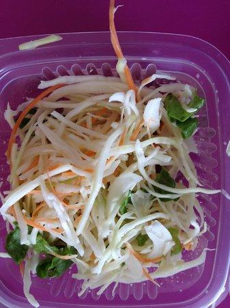 Le Tokyo: salade