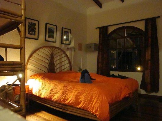 Orosi Lodge : Zimmer