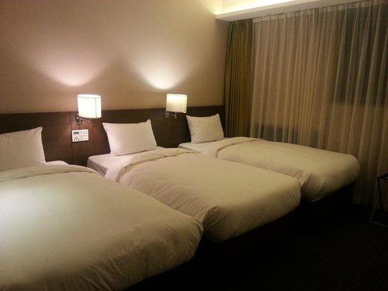 Hotel Manu Seoul: ベット