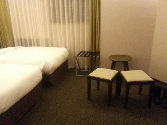 Hotel Manu Seoul: ベット2