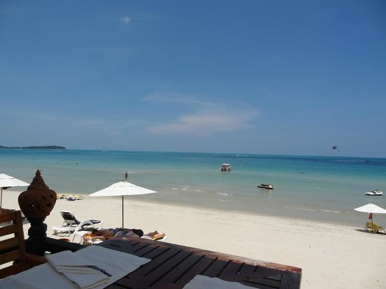 Centara Grand Beach Resort Samui : chaweng beach