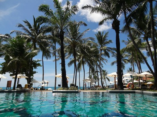 Centara Grand Beach Resort Samui : lovley