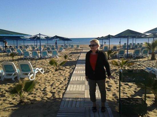Paloma Oceana Resort: plage