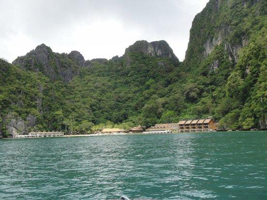 El Nido Resorts Miniloc Island : miniloc
