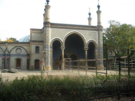 Zoologischer Garten (Berlin Zoo): Берлинский зоопарк