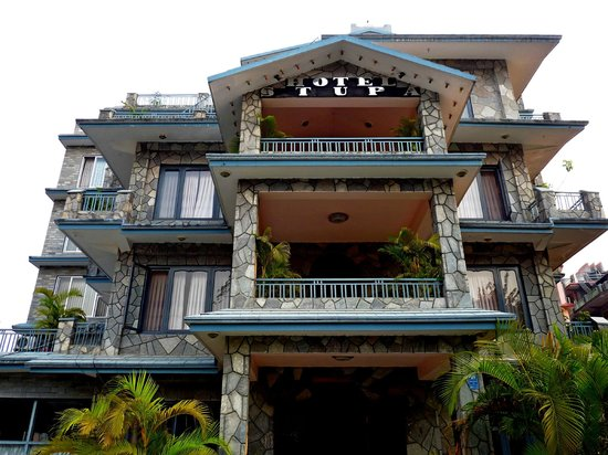 Hotel Stupa: hotel