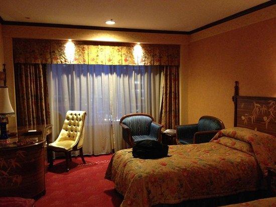 Hotel Lisboa Macau: risboa room