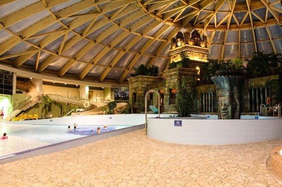 Aquaworld Resort Budapest: спа