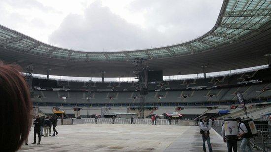 Stade de France: Concert justin timberlake