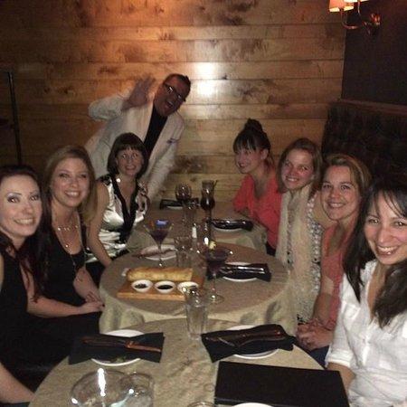 Manhattans : Girls night for Andrelle's Birthday!