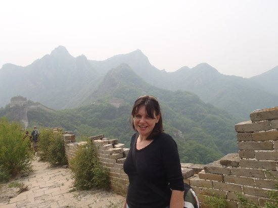 The Great Wall Hike (James Private Tour) : the wll